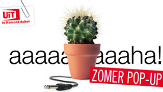 Zomer pop-up